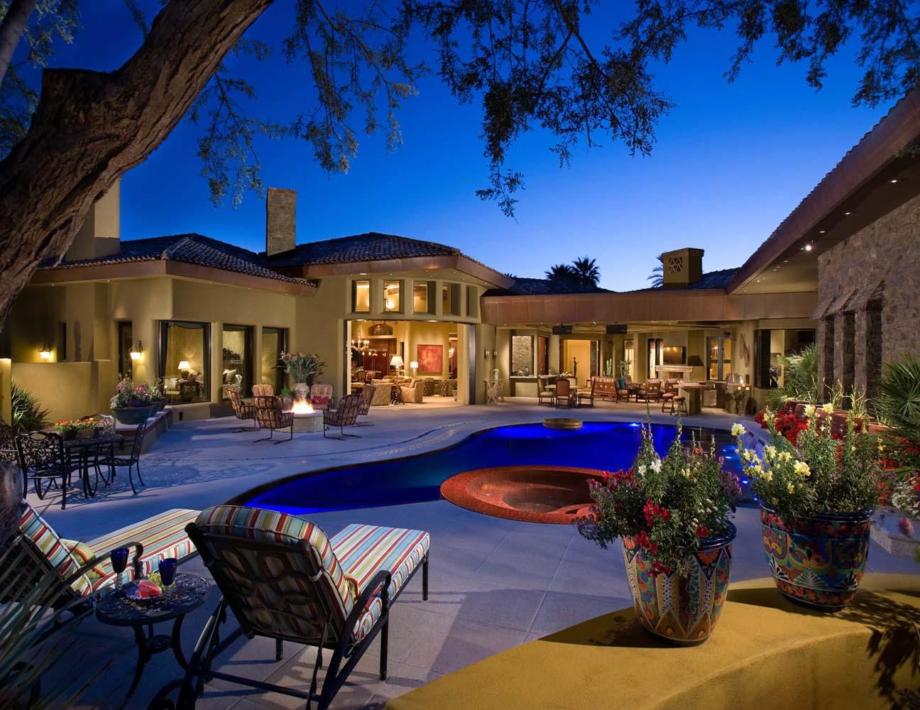 Modern Hacienda